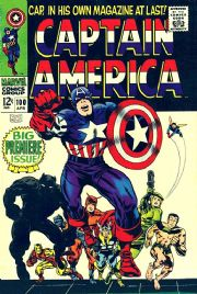 Captain America Comics (1968 Series)